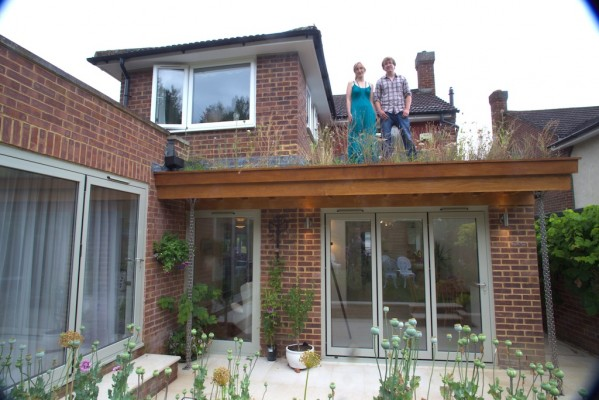 Want you can achieve - green roof workshop