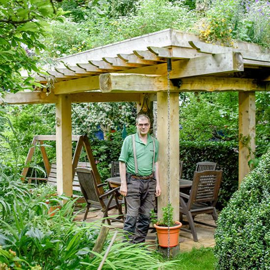 Living roof Arbor - Milton Keynes