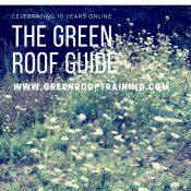 Celebration –  10 years of our online green roof guide