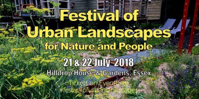 Festival of urban landscape